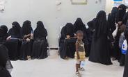Displaced women at a health facility in Hodeidah © UNFPA Yemen