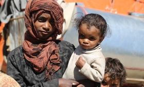 بالشراكة مع جمهورية كوريا, يعمل صندوق الأمم المتحدة للسكان في اليمن على تحسين وصول خدمات الأمومة الصحية للنساء والفتيات.